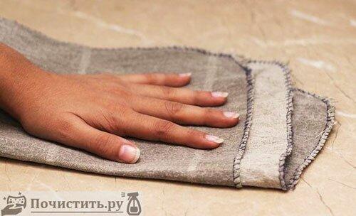 Способы правильной чистки мрамора фото