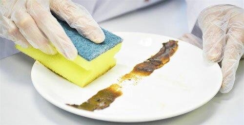 Как тестируются средства для мытья посуды фото