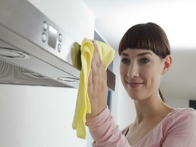Часто ли можно чистить вытяжку