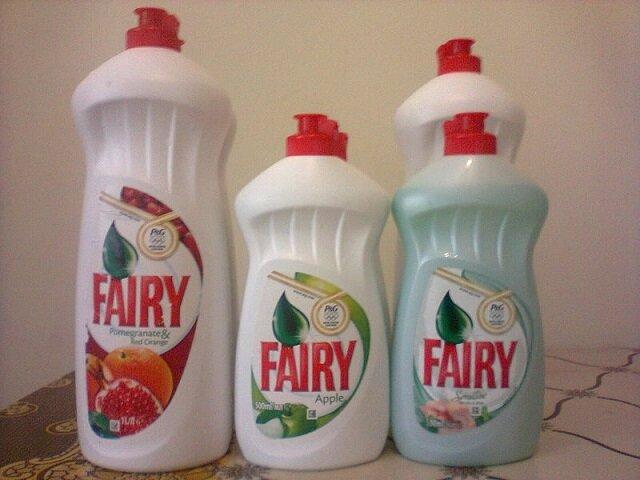 Моющее средство для посуды