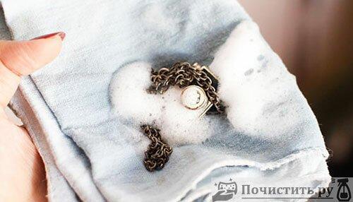 Как почистить бронзу в домашних условиях