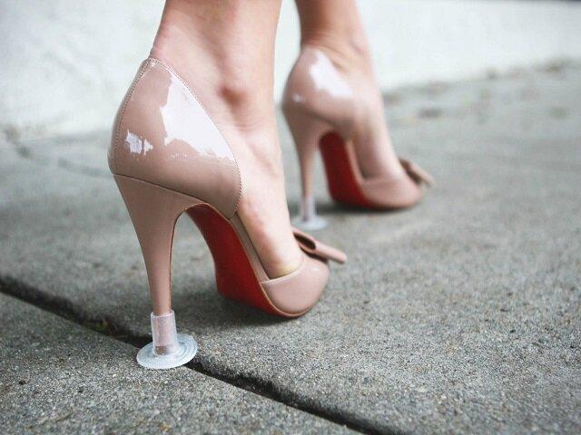 Защитные насадки на каблуки