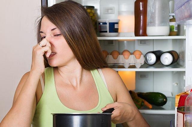 Ищем очаги неприятного запаха