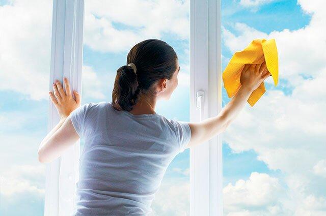 Как часто необходимо мыть окна
