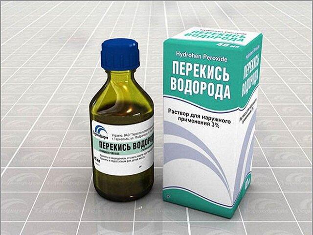 Гидроперид и перекись водорода