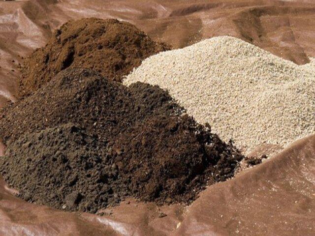 минеральная смесь с углеродом «Ермак»;