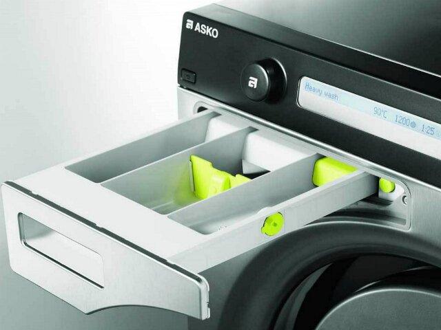 Стиральные машины ASKO из Скандинавии отличаются более высокими требованиями к стандартам качества