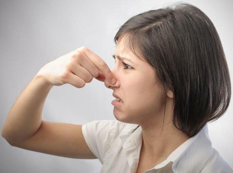 Причины плохого запаха