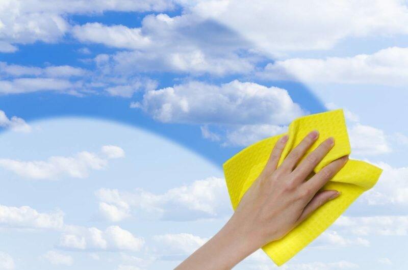 Специальные средства для мытья рам