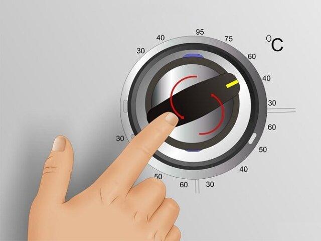 Чистка стиральной машины уксусом фото