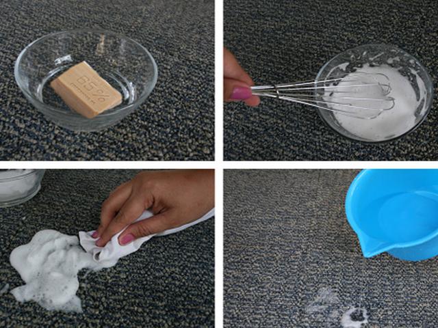 Используем хозяйственное мыло