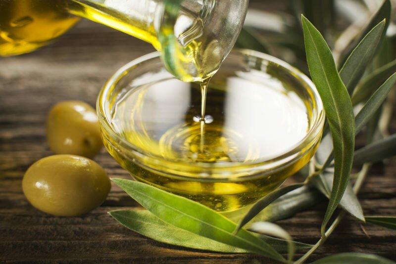 Растительные масла от стойких загрязнений и для защиты плиты