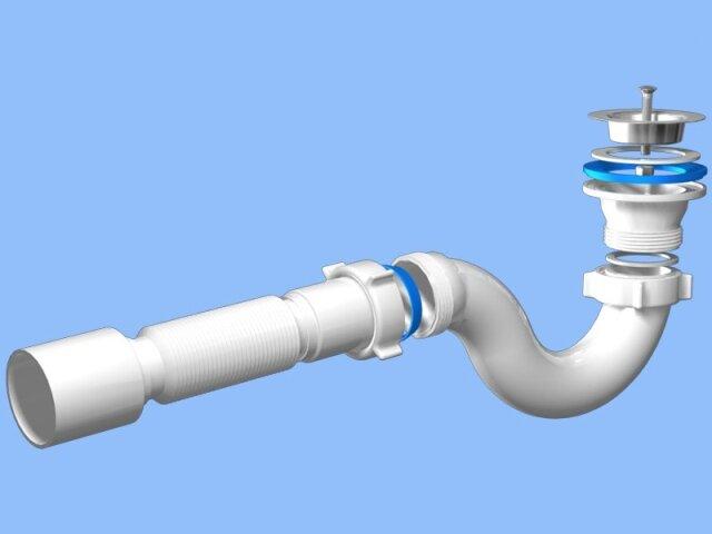 Отсутствие гидрозатвора – для чего он нужен?