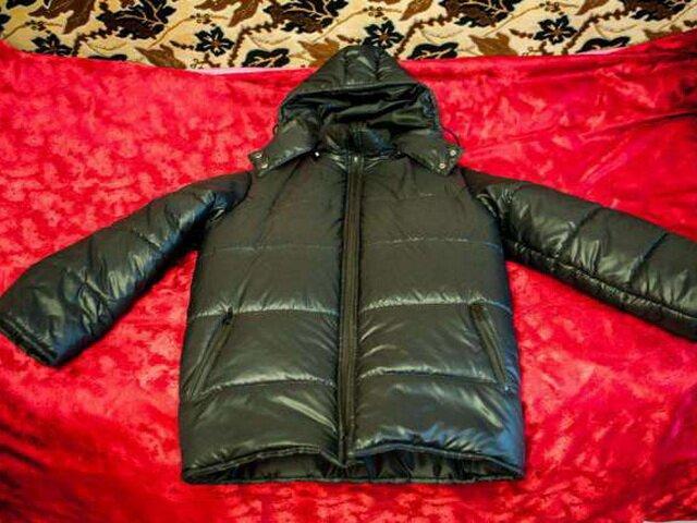 Как и чем вывести жирное пятно с болоньевой куртки?