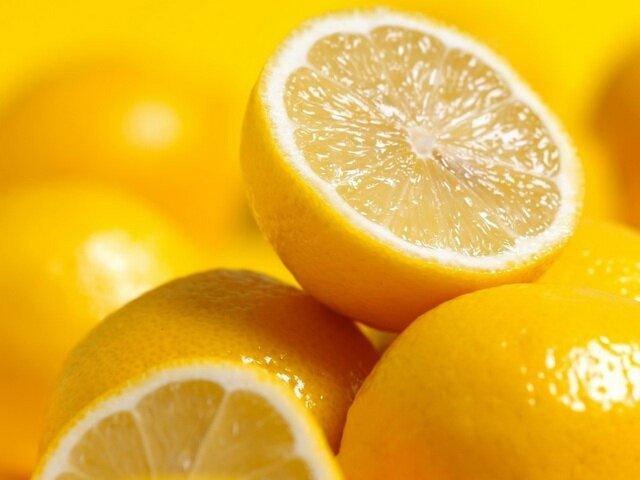 Сок лука и лимона