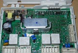Неисправность электронного модуля или программатора