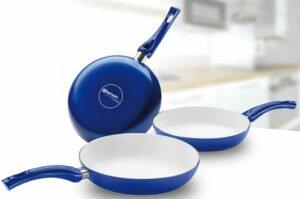 Особенности керамических сковородок