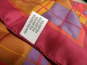 Что такое полиэстеровая ткань