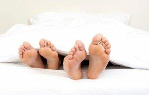 Что в нашей постели или с чем приходится спать?