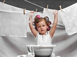 Как вернуть одежде белизну
