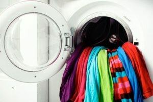 Домашний пятновыводитель для цветных тканей