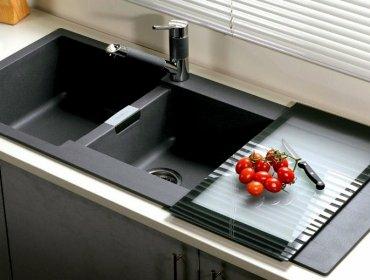 Чем мыть черную раковину из искусственного камня