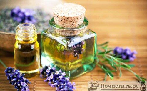 Эфирные масла для придания приятного запаха
