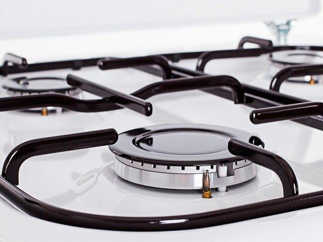 Какие способыможно использовать при чистке газовой плиты