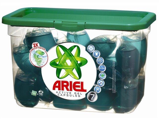 Ariel Active Gel для белого