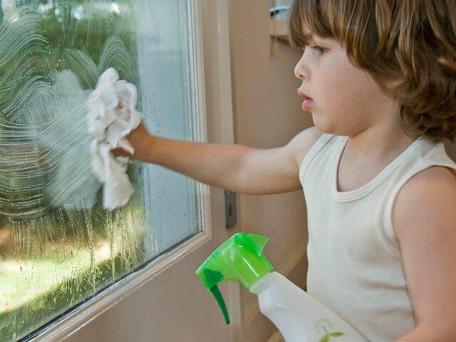 Недостаток Мистер Мускул» один – это все же химия, и в доме с маленькими детьми или аллергиками стоит десять раз подумать, чтобы ее применить