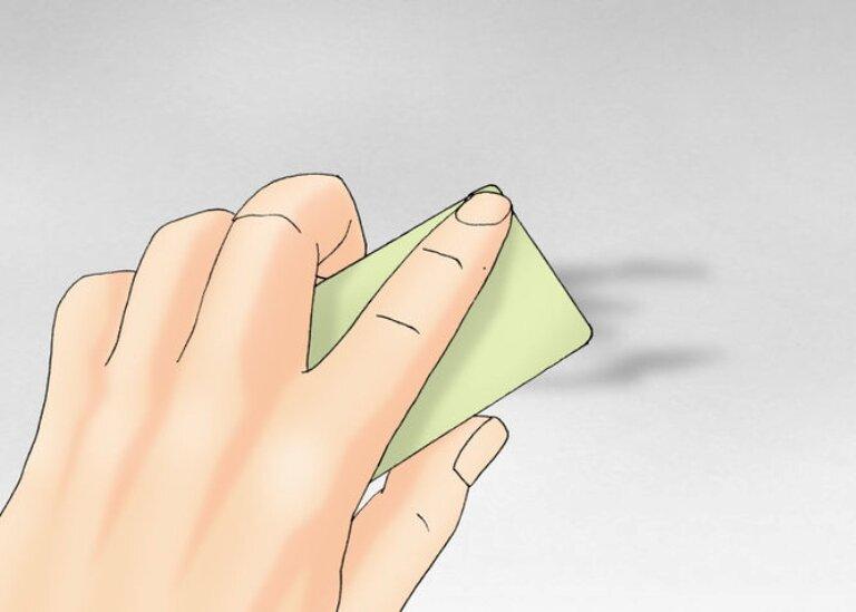 Попробуйте удалить маркер обычным ластиком.