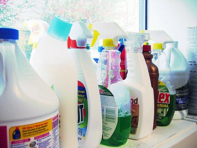 Химические средства разрушают ткань