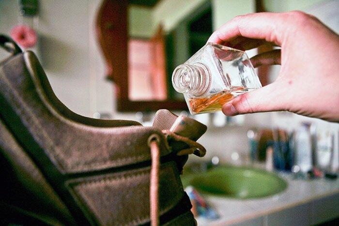 Профилактика неприятного запаха обуви