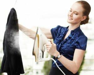 Как отпарить пальто в домашних условиях
