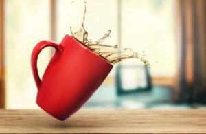 Как отмыть чайные пятна